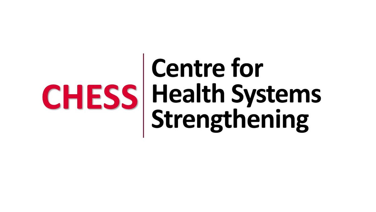 CHESS - Centre for Health Systems Strengthening | LSTM