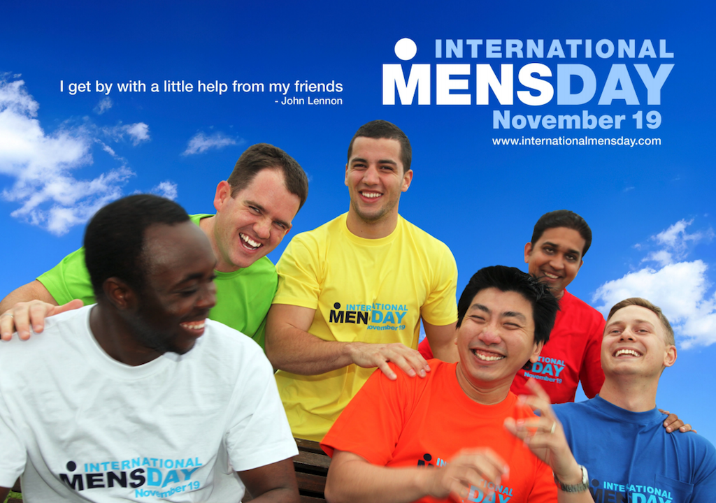 international men's day - 1024×720