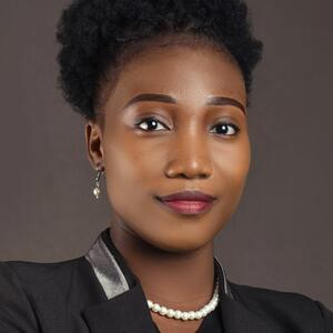 Headshot of Adeola Bamisaiye.