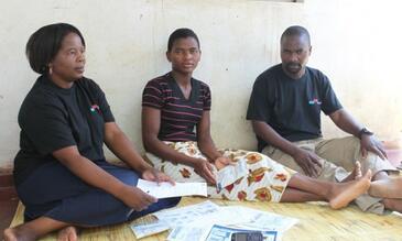 Credit: STAR HIV Self-Testing Africa Initiative