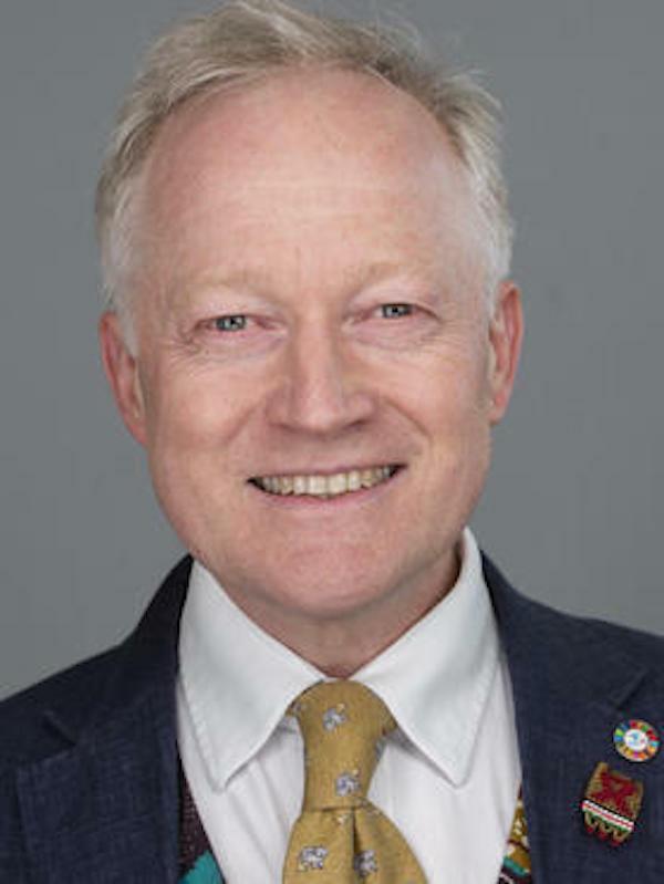 Professor Bertie Squire