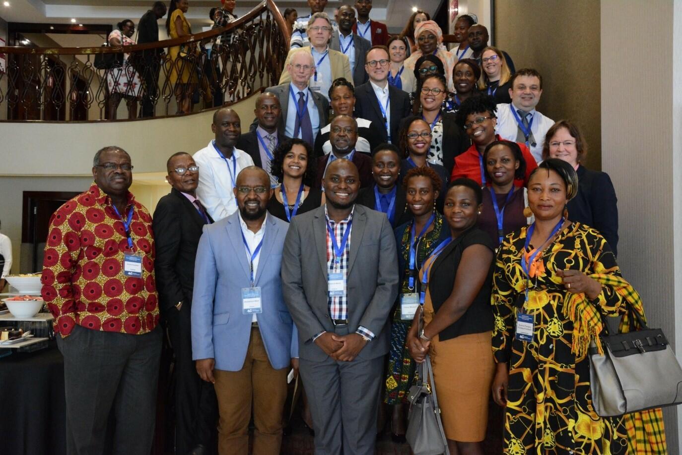 Attendees at the Global Stakeholders Workshop meeting in Nairobi - Photo Credit: African Academy of Sciences