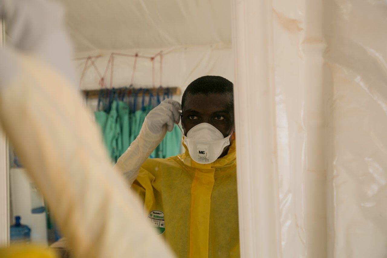 Credit: Dr. Thomas Massaquoi of 34 Military Hospital, Trials Clinician: RAPIDE-TKM trial team