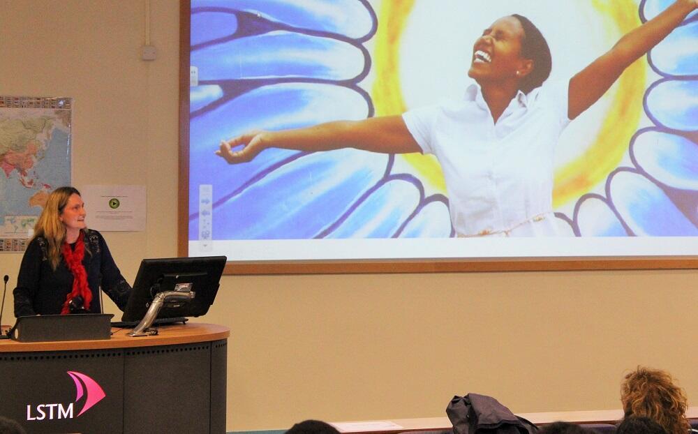 Professor Sally Theobald: Plenary Lecture