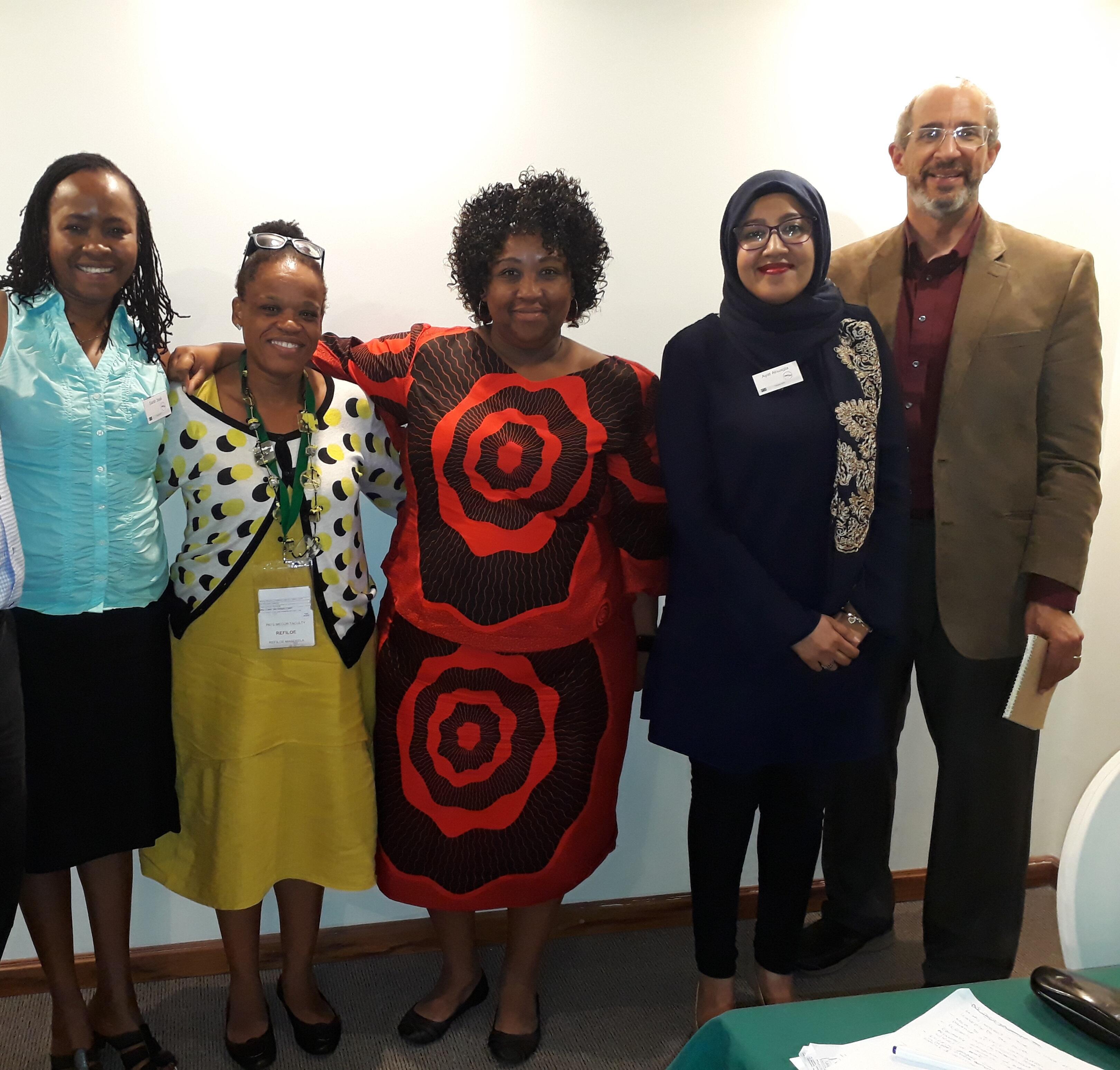 The IMPALA External Scientific Advisory Panel