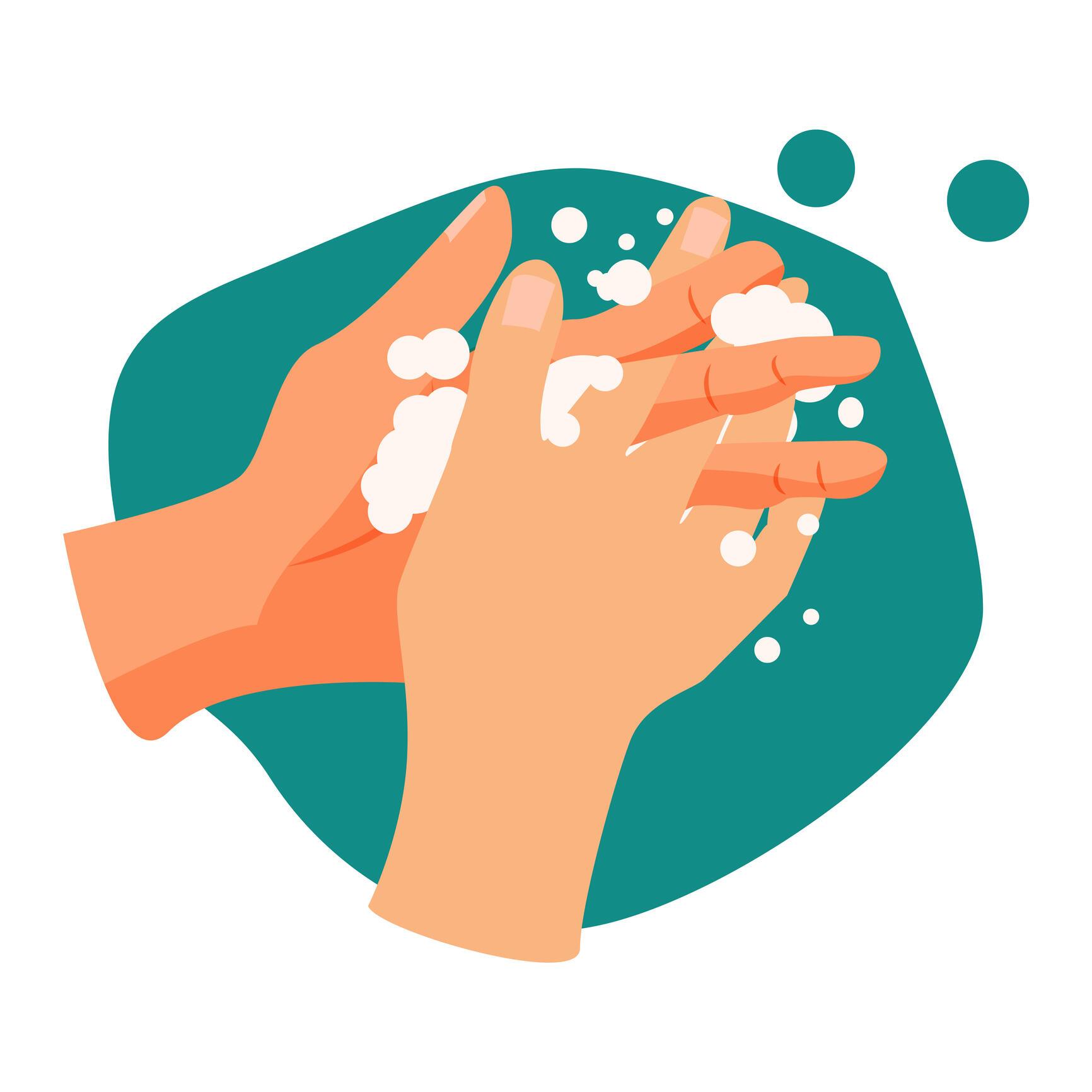 Lifebuoy bar soap hand wash study (RCT) | LSTM