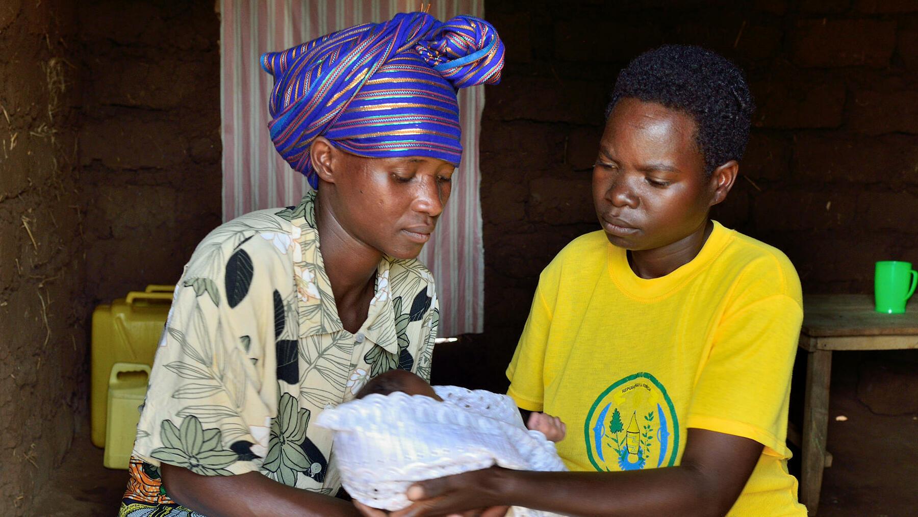 Photo credit: 2013 Todd Shapera, Rwanda, Courtesy of Photoshare