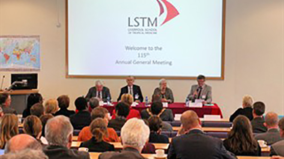 LSTM's previous AGM (2014)
