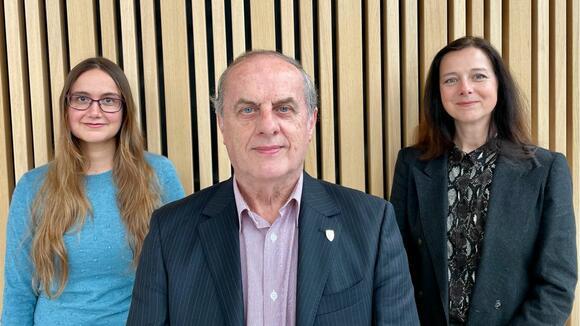 Dr Ana Cubas Atienzar, Adrian Walsh, Dr Lisa Baldwin