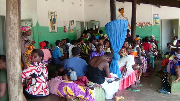 Thyolo district hospital, Malawi