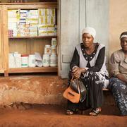 Hoima, Uganda : Two African Women